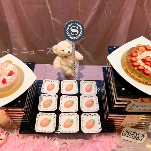 【潜入レポ】横浜ベイシェラトン『ゆめかわ』ナイトスイーツブッフェ!シーウインドでストロベリーパーティー!
