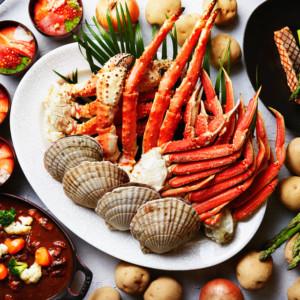 【北海道ビュッフェ&北海道フェアまとめ】カニやいくらを食べ放題!人気ホテルのお得なブッフェ予約プラン!