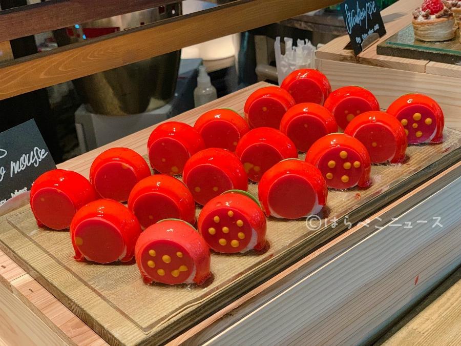 【潜入レポ】セント レジス ホテル 大阪「ストロベリー・マルシェ」いちごビュッフェで10種の苺食べ放題!