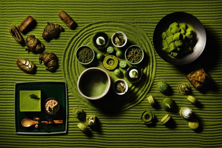 【抹茶コレクション2020】ANAインターコンチネンタルホテル東京で抹茶プライベートブッフェ!