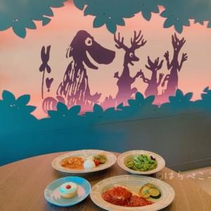 【潜入レポ】ムーミンバレーパーク「ムーミン谷の食堂」で彗星ハンバーグやパスタにシトラスタルト!