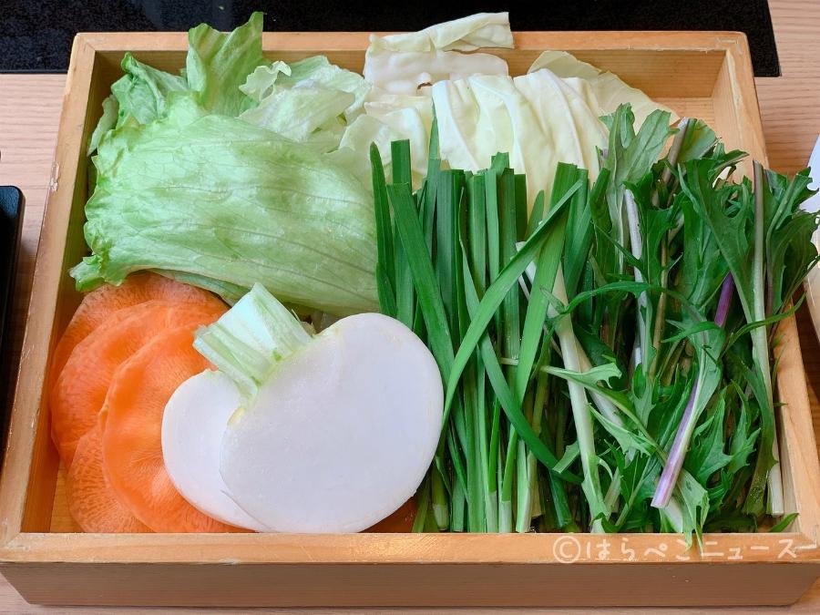 【実食レポ】温野菜の新ブランド「しゃぶしゃぶビュッフェおんやさい 所沢けやき台店」1100円でロール寿司も!