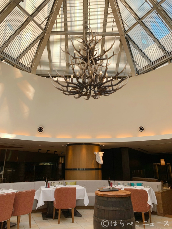 【潜入レポ】ハート型の「ラブ・バーガー」ANAインターコンチネンタルホテル東京「ザ・ステーキハウス」