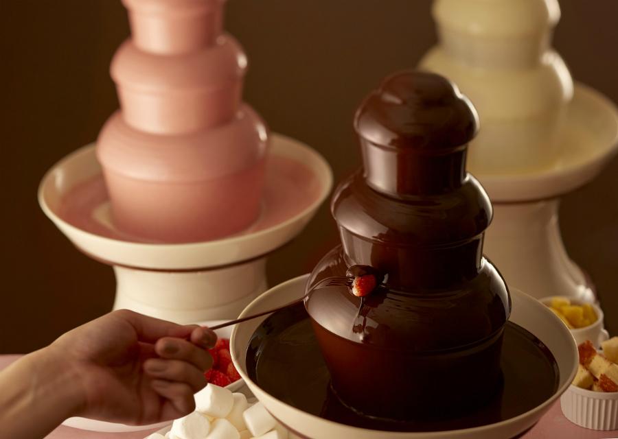 【サンシャインシティプリンスホテル】チョコレートスイーツブッフェ!初の「ショコラスイーツフェア」