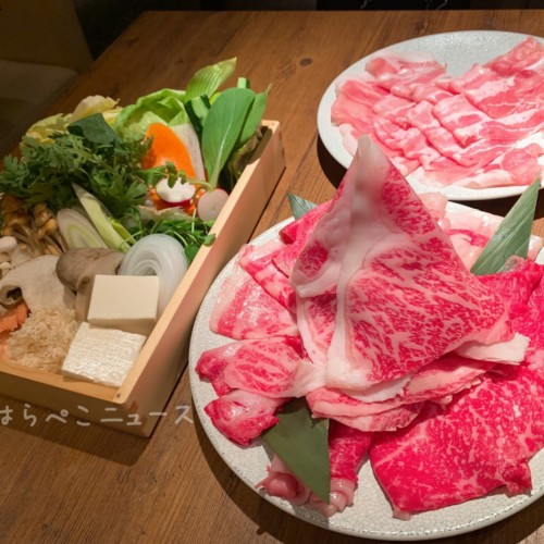 銀座しゃぶ輝 銀座 しゃぶしゃぶ食べ放題 神戸牛 松坂牛
