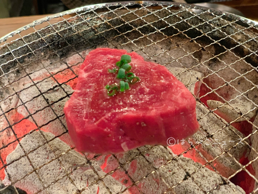 炭火焼肉ホルモン 時楽 板橋本町 ワイルドタンコース 牛たん