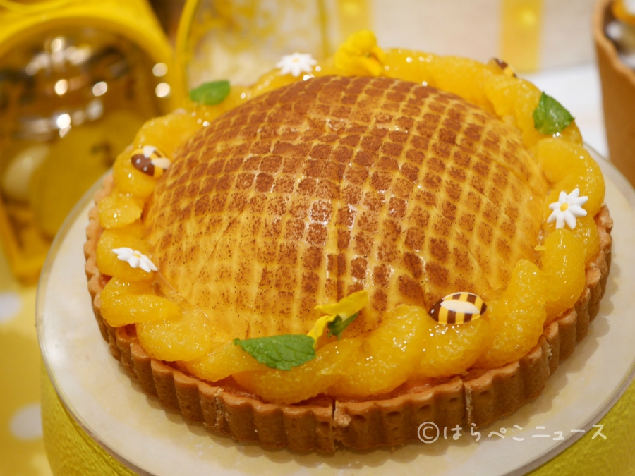ヒルトン東京 マーブルラウンジ Happyハニーホリック デザートビュッフェ はちみつ チーズ