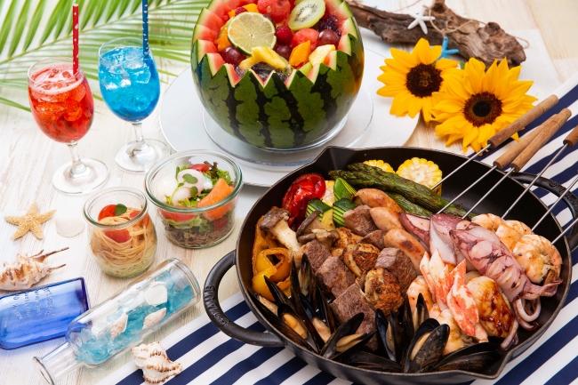 【ビアガーデン2019まとめ】BBQに飲み放題!東京都内をはじめ全国のお得な予約プラン情報!