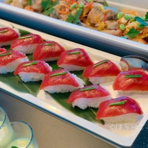 【横浜ベイホテル東急】神奈川食材ディナーブッフェで牛鍋や三崎マグロ寿司食べ放題!