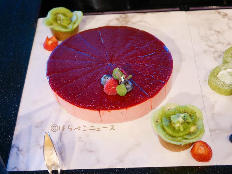 横浜ベイホテル東急 カフェトスカ 神奈川 ディナーブッフェ 牛鍋 三崎マグロ