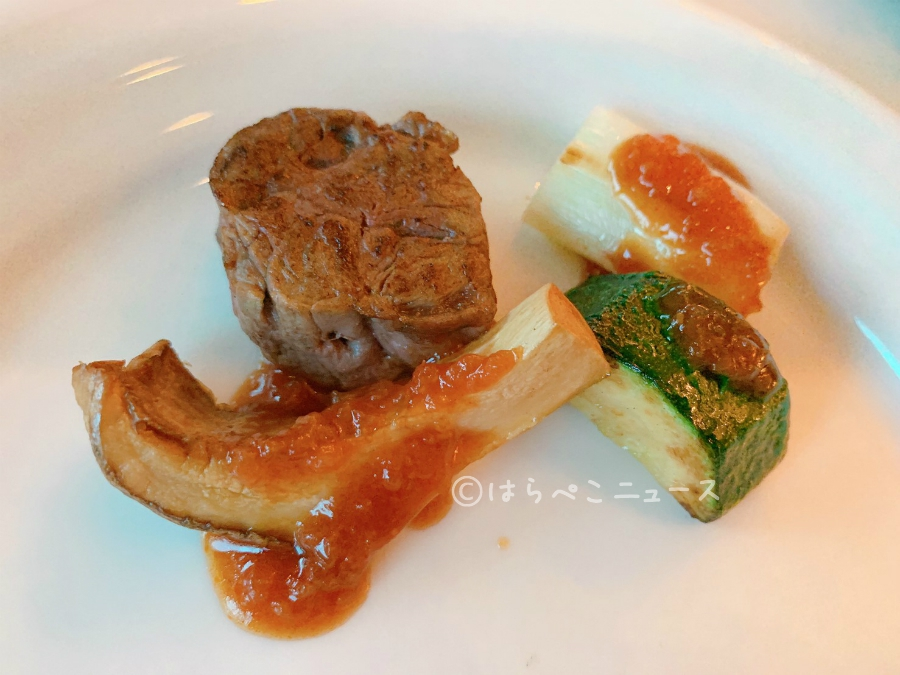 【試食レポ】ベイサイドビアガーデンで牛・豚・鶏食べ比べ!「ホテル インターコンチネンタル 東京ベイ」
