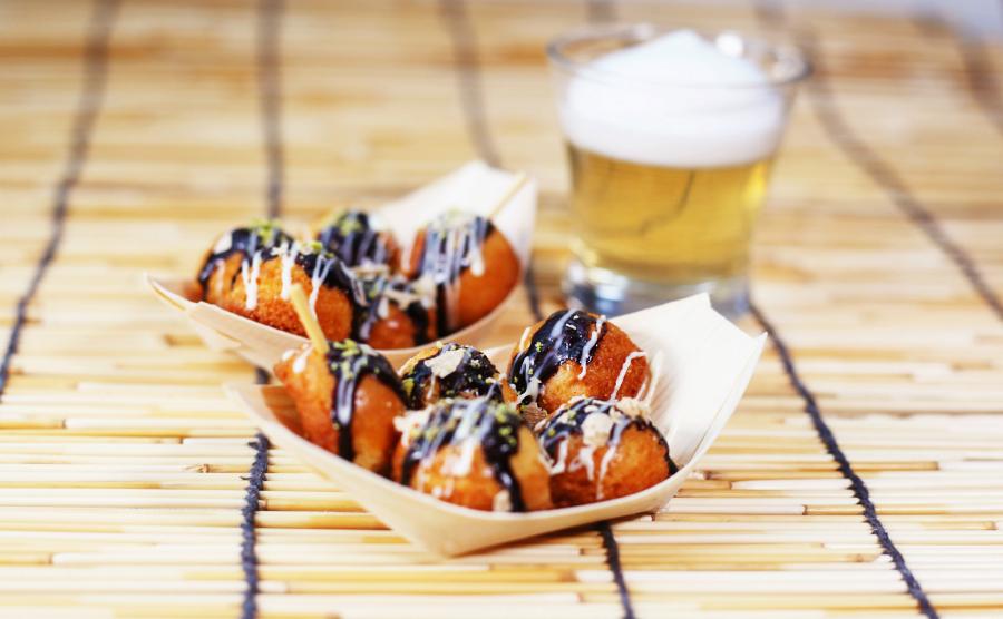 【XEX日本橋】スイーツブッフェ『おとななつまつり』スイカ・金魚など夏祭りの屋台風スイーツが登場!