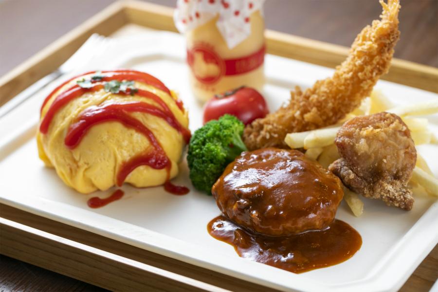 【ドライブイン 熱海プリン食堂】ニューオープン!プリンを乗せたパンケーキやオムライスも登場!