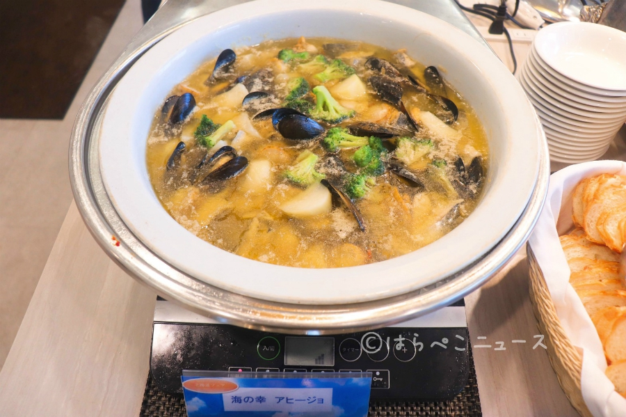 【実食レポ】『北海道フェア』ベストウェスタンレンブラントホテル東京町田「パームツリー」で蟹食べ放題!