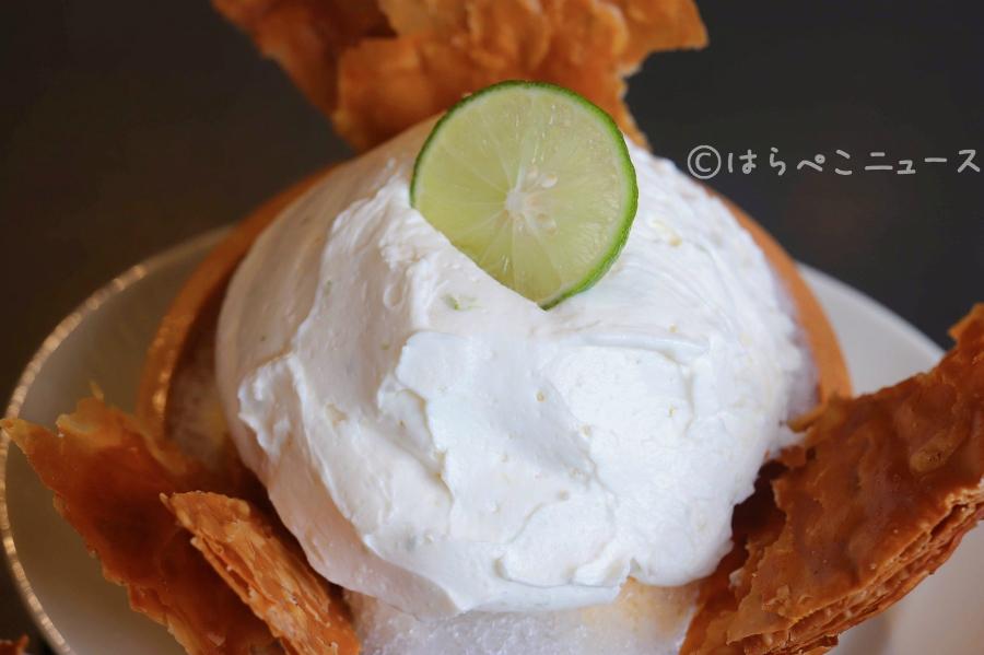 【実食レポ】「Pie Holic(パイホリック)」でパイかき氷!アップルパイにキーライムパイも新登場!