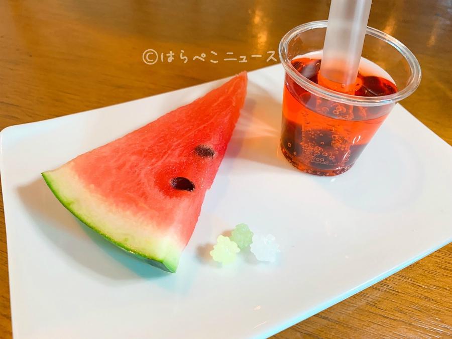 【実食レポ】「XEX 日本橋 Salvatore Cuomo Bros.」おとななつまつりビュッフェ!涼しげな夏祭りスイーツ