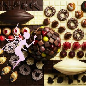 【チョコレートセンセーション2019】ANAインターコンチネンタルホテル東京でチョコづくしブッフェ!