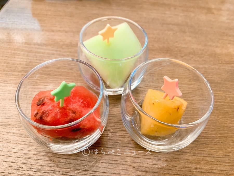 【実食レポ】フルーツパレット「カラーフルーツ・スイーツブッフェ」ANAインターコンチネンタルホテル東京