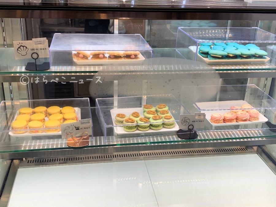 【実食レポ】「DOTORI 代官山店」で韓国マカロン『トゥンカロン』に晴空やオーロラ色のドリンク!