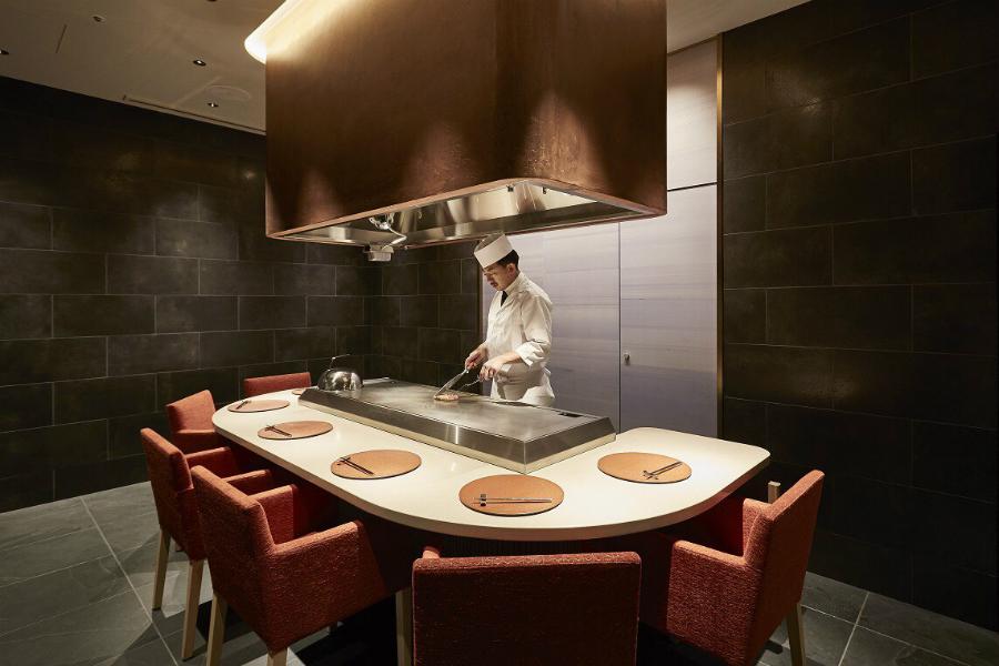 【体験レポ】「三井ガーデンホテル銀座五丁目」レストラン「SHARI」で朝食膳とビュッフェ!ロール寿司も!