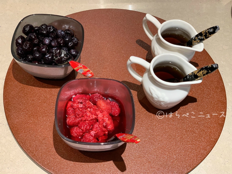 【体験レポ】「三井ガーデンホテル銀座 五丁目」レストラン「SHARI」で朝食膳とビュッフェ!ロール寿司も!