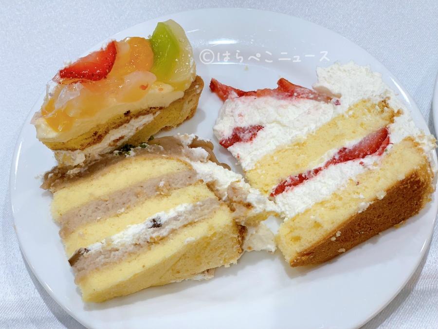 【試食レポ】伊勢丹新宿店クリスマスケーキ!進化系ショートケーキに「メゾン・ダーニ」のガトーバスクも!