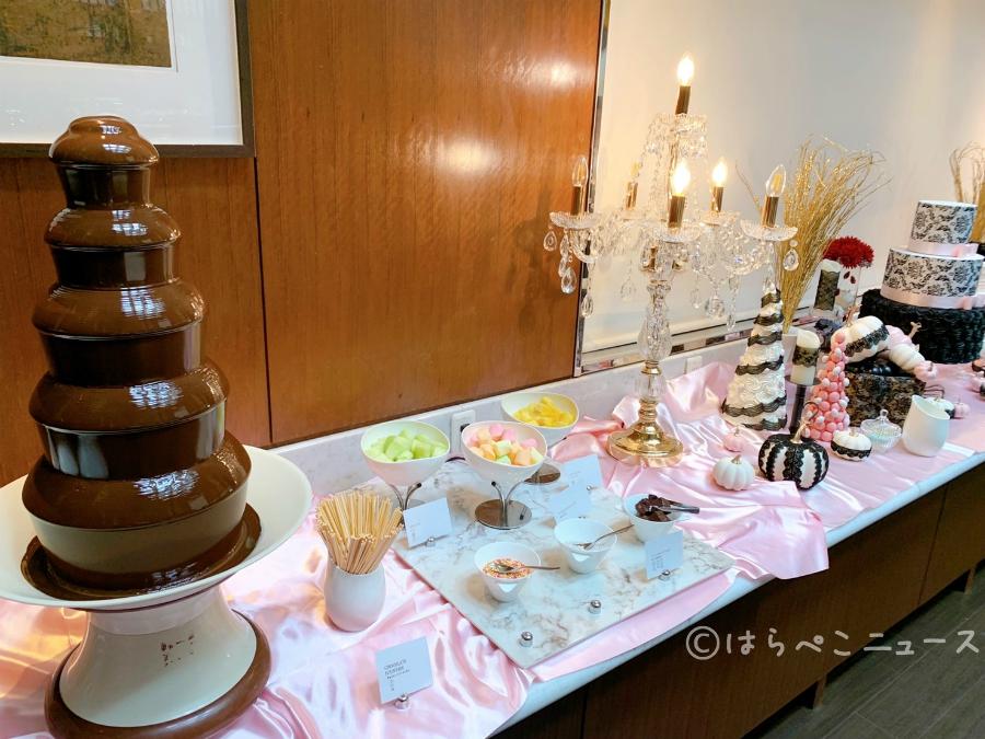【実食レポ】ストリングスホテル東京でパステルハロウィンブッフェ!国産牛のグリルも登場!