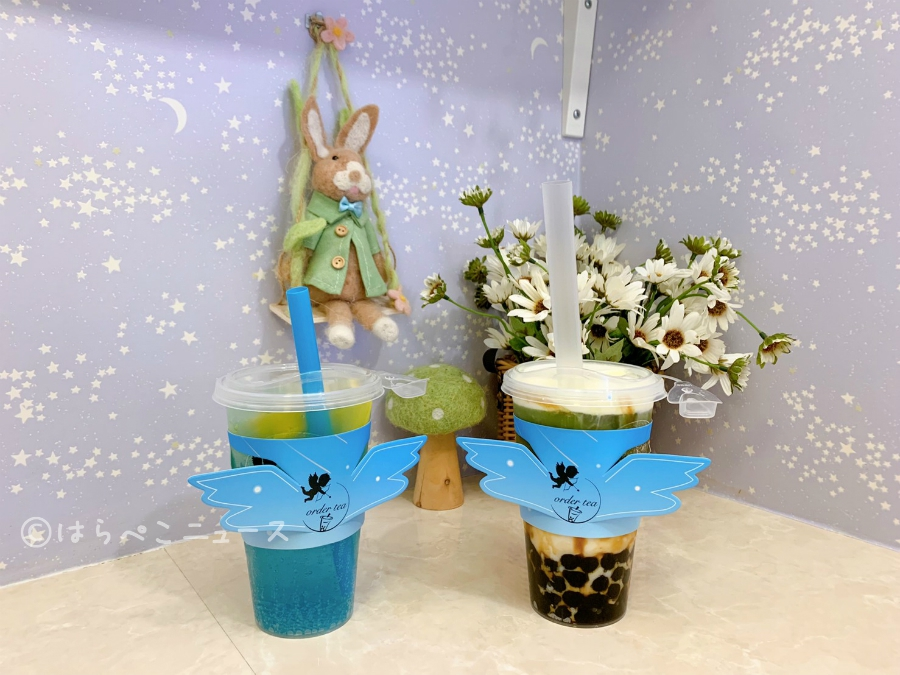 【実食レポ】「order tea(オーダーティー)大宮店)」で台湾黒糖タピオカ!3層になったオーダー三昧がオススメ!
