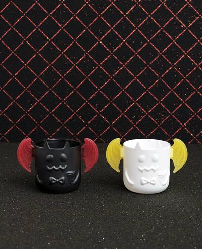 【実食レポ】スタバ「ハロウィンカップスタンド付 ハロウィン ダーク ナイト フラペチーノ」で夜の仮面舞踏会!