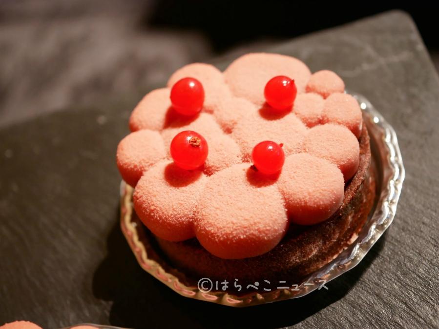 【試食レポ】「ルビーチョコレートRB1」新商品!ルビーショコラのおたべにメゾンジブレーのアイスケーキも!