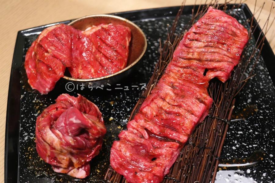 【実食レポ】「トラジ ハイレーン 南町田グランベリーパーク店」ハイテク焼肉で「でかハラミ」入のトラジ盛り!