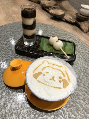 【だらりぐまラスカル】コラボカフェが「裏参道ガーデン」にオープン!パンケーキにぜんざいも!