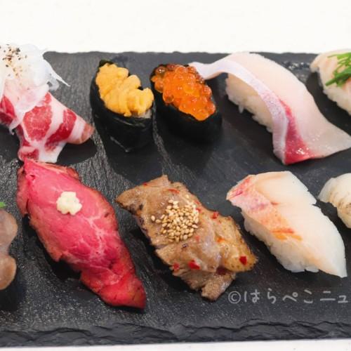 【実食レポ】かっぱ寿司「冬ネタフェア」で3種の肉寿司や鮮極いくら&うに軍艦!活〆寒ぶりはらみも!