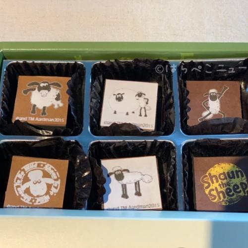 【取材レポ】「ひつじのショーン」のチョコレートやクッキーが期間限定で新登場!スマホケースやポーチも!