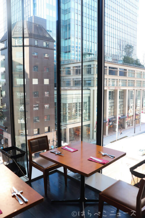 【実食レポ】『XEX(ゼックス)日本橋』ストロベリーブッフェ!ピザ食べ放題に牛フィレやオマール海老も!