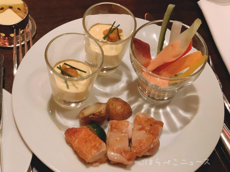 【実食レポ】「グランドハイアット東京」蟹&いちごビュッフェ『クラブフィッシャーマンズワーフ』