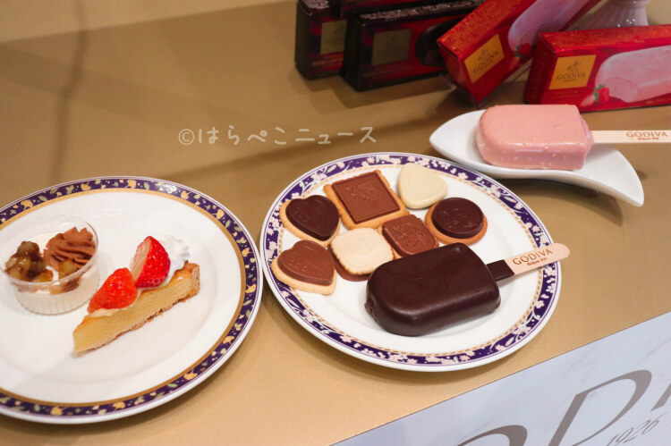 【実食レポ】品川プリンスホテル「ハプナ」と「GODIVA(ゴディバ)」がコラボ!チョコスイーツと蟹食べ放題