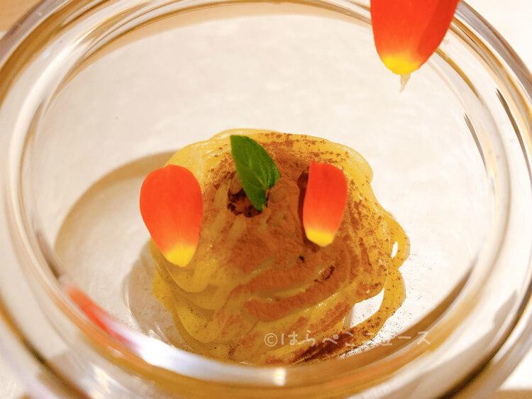 【実食レポ】「フレンチ割烹 ドミニク・コルビ」(新橋)ゲンセン霧島食材フェアでサーモンやきんこうじ豚!
