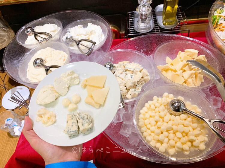 全店実食【チーズ食べ放題&チーズビュッフェまとめ】出来立てモッツァレラにラクレット!チーズフォンデュも