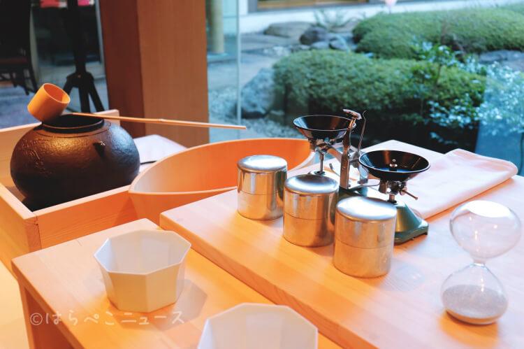 【実食レポ】佐賀牛に銘茶!『佐賀の恵み×うれしの茶』ANAインターコンチネンタルホテル東京「雲海」で開催