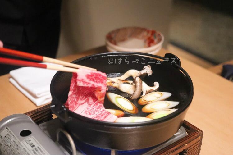 【実食レポ】『星野リゾート 界 仙石原』で「雲丹と牛のすき鍋会席」手ぬぐいや絵馬のアート体験も!