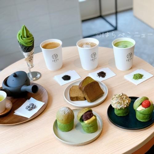 【実食レポ】『チャヤ1899東京』日本茶専門カフェがオープン!「抹茶パン あんバター」に「濃茶ジェラート」