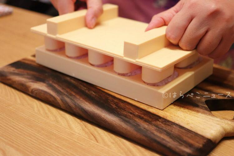 【調理レポ】『とびだせ!おすし』で自宅で簡単手作りお寿司!1度に10貫がポンっと登場!