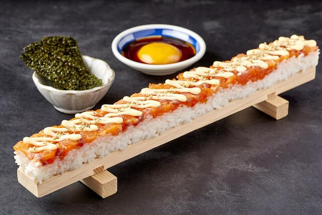 【カドハチ 燻 渋谷店】手毬寿司に飾り寿司!寿司・燻製・炭焼が一度に楽しめる居酒屋がニューオープン!