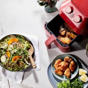 【エアーオーブンレシピ集】『レコルト』便利なノンフライ調理家電!油を使わず揚げ物・肉料理・スイーツ作り