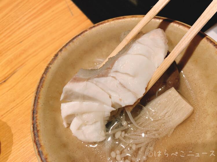 【実食レポ】『木曽路』クエ鍋フルコース!幻の高級魚「クエ」の握り寿司やクエ唐揚げも登場!