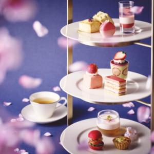 【桜アフタヌーンティー&さくらビュッフェ2021まとめ】桜パフェや和菓子!全国の桜スイーツお取り寄せ通販も