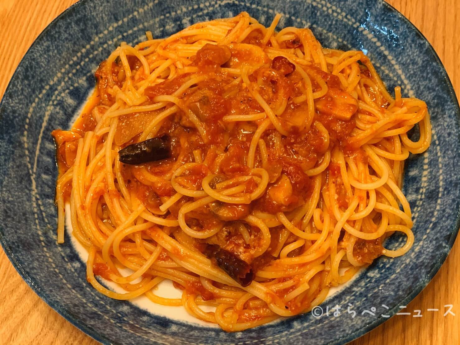 【実食レポ】カプリチョーザ『ホームメイドキット』トマトとニンニクのスパゲティをおうちでアレンジ調理!