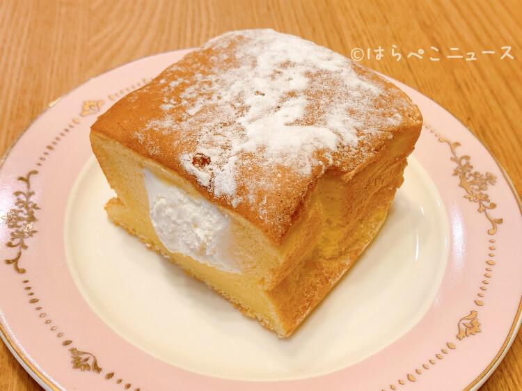【実食レポ】ローソン『生パウン -生パウンドケーキ-』生クリームin生地でふんわりしっとり!
