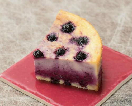 【ブルーベリースイーツ2020】ブルーベリーチーズケーキの通販にブルーベリータルト!パフェやパイも!